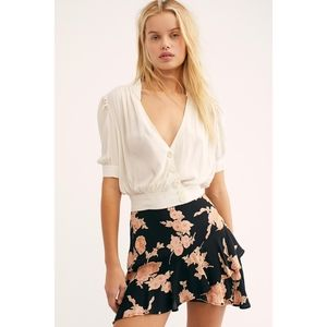 Free People Stay Bold ButtonDown Top